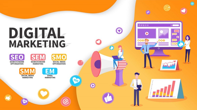 Digital Marketing Company in Ulhasnagar